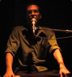 Moïse Marcoux-Chabot au Tam-Tam Café (5 novembre 2009)