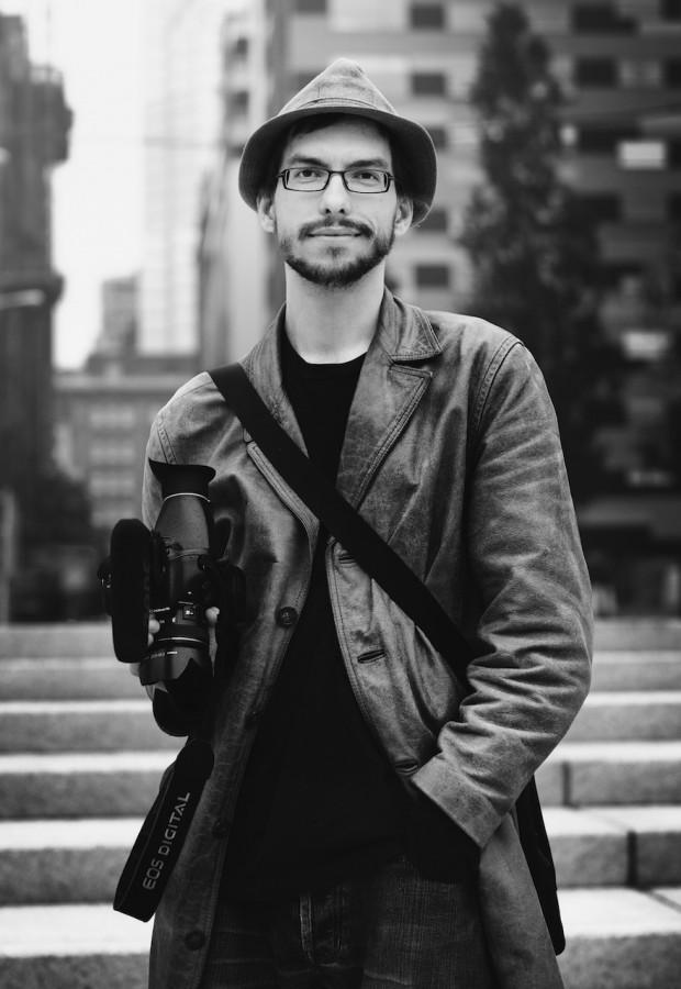 Portrait de Moïse Marcoux-Chabot par Mario Jean / MADOC, 2013