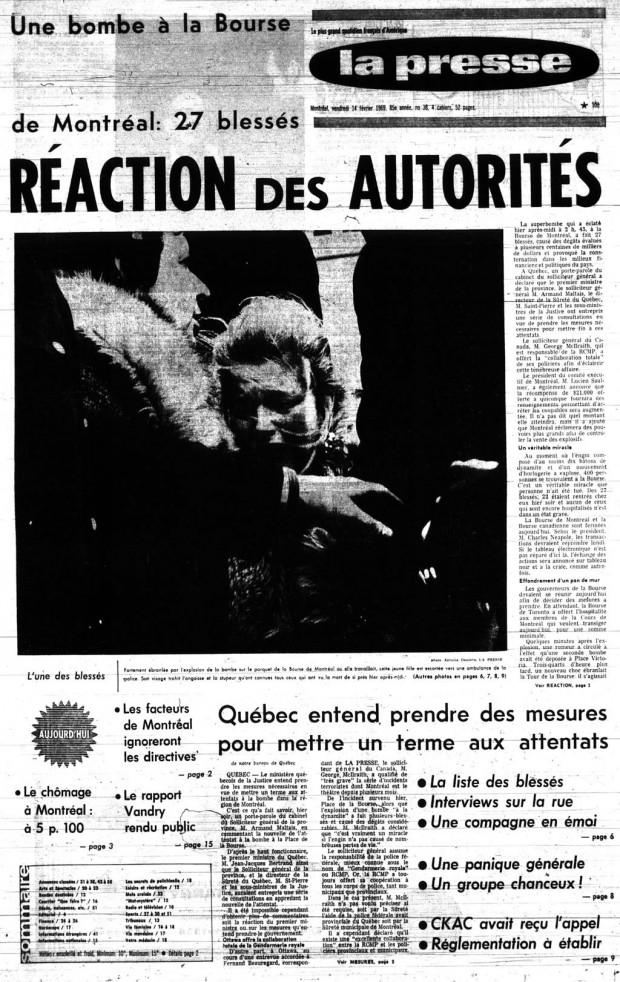 lapresse-14-fevrier-1969-p1