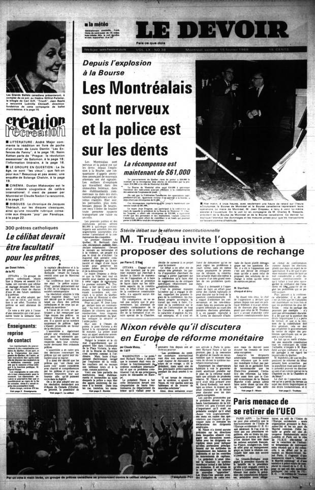 ledevoir-15-fevrier-1969-p1