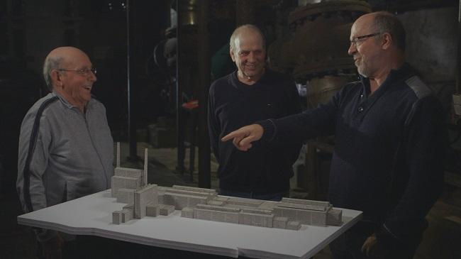 Image du film <em>Quand ferme l'usine</em>. Crédit ONF.