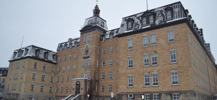 Université du Québec à Rimouski. Crédit: UQAR.